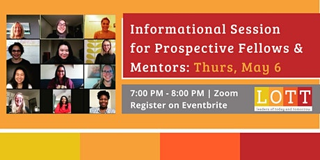 Prospective Fellow and Mentor Informational Session ingressos