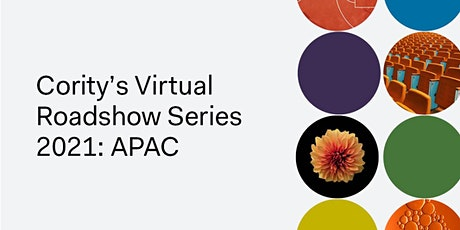 Cority's Virtual Roadshow Series: APAC 2021 tickets