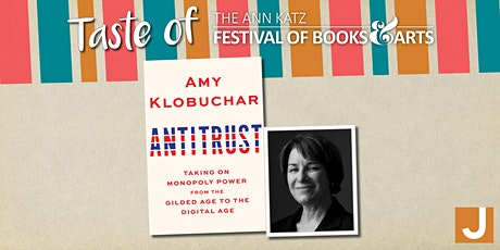 Virtual Taste of the Ann Katz Festival: Amy Klobuchar tickets