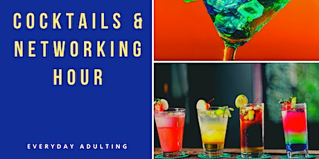 Cocktails & Networking Hour tickets