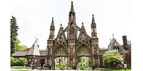Green-Wood Cemetery - A Live Tour tickets
