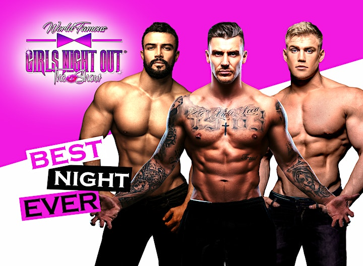 Girls Night Out • Las Vegas Male Revue Show image