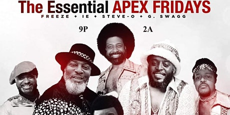 APEX Fridays @ Herrera's Addison tickets