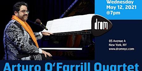 Arturo O'Farrill Quartet tickets