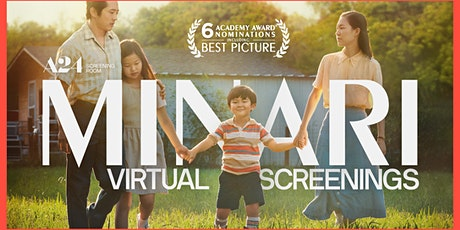 Minari Virtual Screening tickets