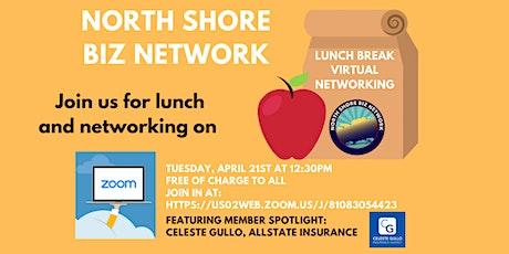 NSBN - Lunch Break Zoom Networking - April 21st tickets