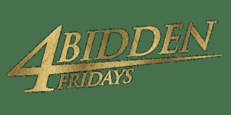 4Bidden Fridays | Every Friday @ Premier Lounge tickets