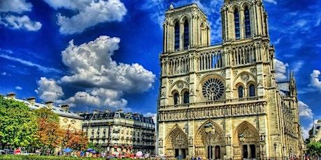 Virtual Guided Tour of Notre Dame de Paris Cathedral tickets