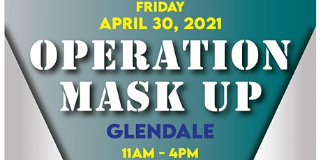 Veterans Stand Together: Operation Mask Up - Glendale (04-30-21) tickets