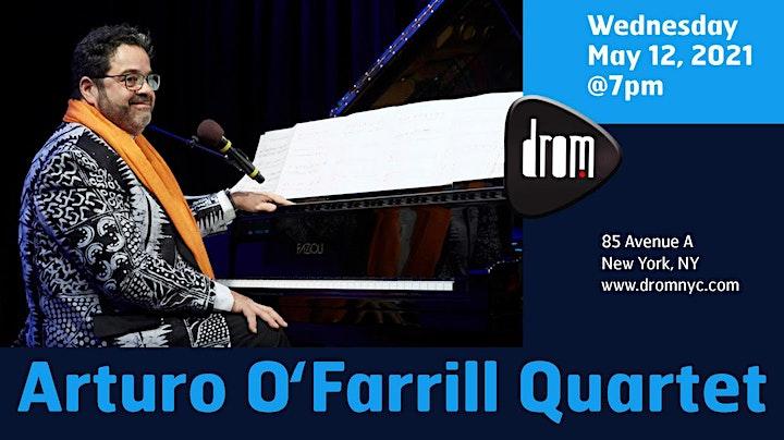 Arturo O'Farrill Quartet image