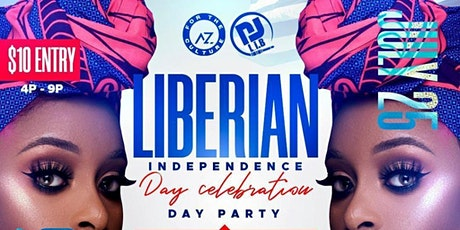 LIBERIAN INDEPENDENCE DAY PARTY AZ tickets