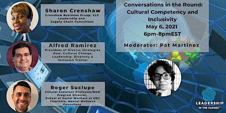 Conversations in the Round:  Cultural Competency and Inclusivity tickets