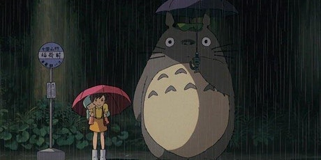"Exploring Empathy: A Movie Discussion about ""My Neighbor Totoro"" tickets"