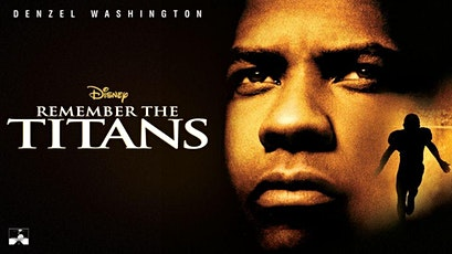 "Exploring Empathy: A Movie Discussion about ""Remember the Titans"" tickets"
