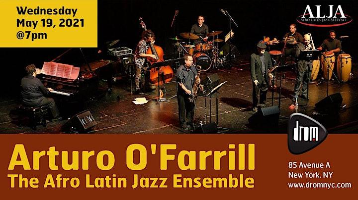 Arturo O'Farrill: The Afro Latin Jazz Ensemble image