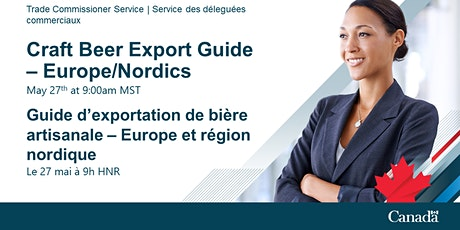 TCS Canadian Craft Beer Export Guide - Europe/Nordics billets