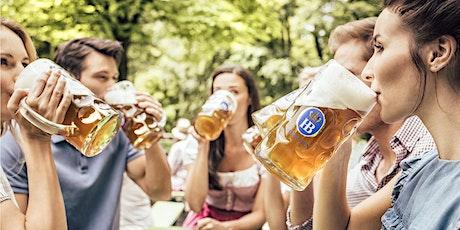 Pop-up Biergarten Abendschein Park(FREE Admission) tickets