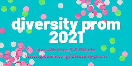 Diversity Prom 2021 tickets