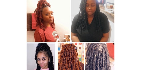 Butterfly locs Hands on Tutorial tickets
