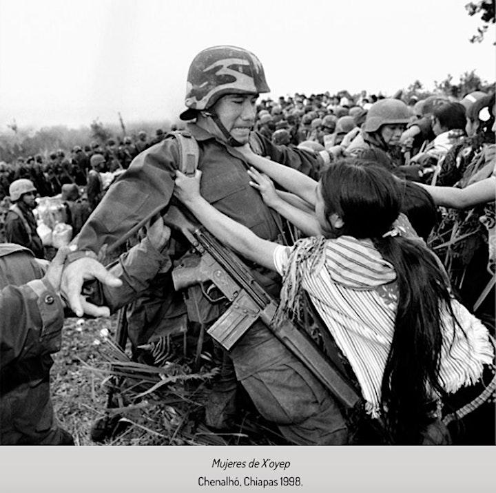 Imagen de Tertulias Fotográficas con  Pedro Valtierra