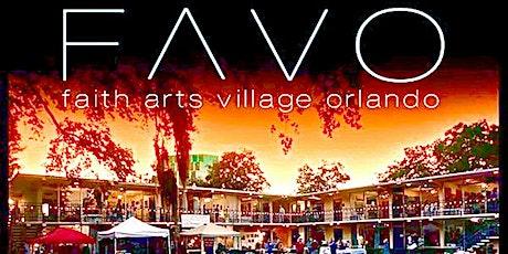 FAVO Art Galleries Open House tickets