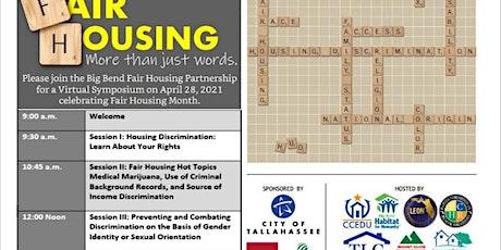FAIR HOUSING- More Than Just A Word tickets