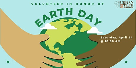 Earth Day Volunteer Day at the North Richmond Farm tickets