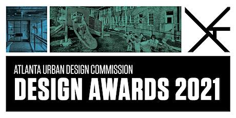 Design Awards 2021 tickets