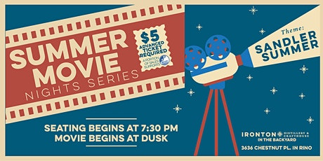 Sandler Summer Outdoor Movie Series: Grown Ups tickets
