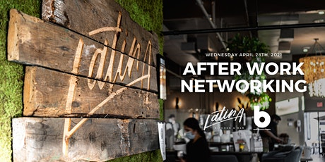 After Work Networking Event tickets