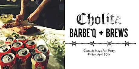 Barbe'Q & Brews tickets