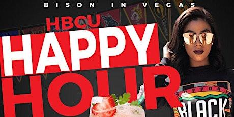 Bison In Vegas  HBCU Happy Hour tickets