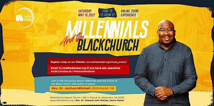 CLI Presents: Millennials and the Black Church image