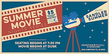 Sandler Summer Outdoor Movie Series: The Waterboy tickets