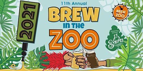 Brew In the Zoo  presented by 13 Stripes Brewery tickets