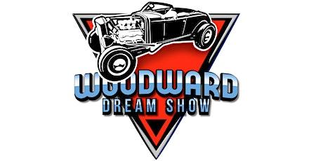 Woodward Dream Show tickets