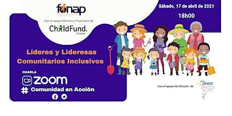 Líderes y Lideresas Comunitarios  Inclusivos biglietti