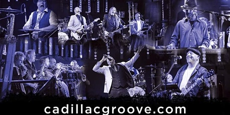 Cadillac Groove at Ballydoyle in Downers Grove tickets