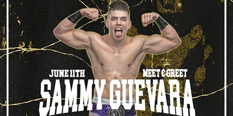 Meet AEW Superstar Sammy Guevara tickets