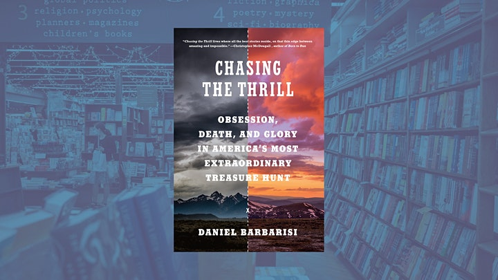 Dan Barbarisi with Alex Speier: Chasing the Thrill image