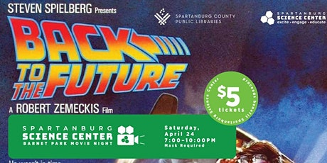 Movie Night at Barnet Park featuring Back to the Future tickets