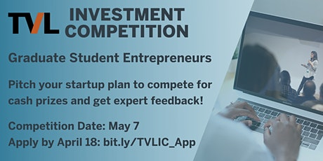 Texas Venture Labs Investment Competition - Spring 2021 tickets