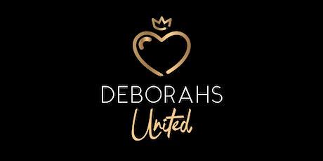 Deborahs United boletos