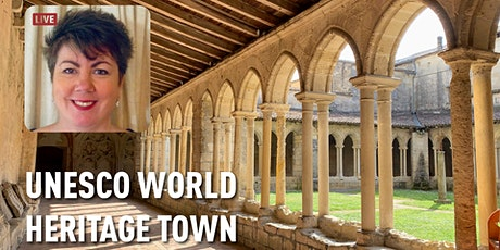 A Town Steeped in History: Saint-Emilion Virtual Tour tickets