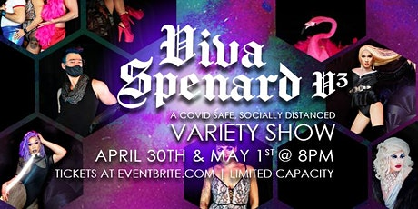 Viva Spenard v3 tickets