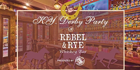 Kentucky Derby Watch Party at Rebel & Rye tickets