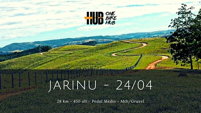 Jarinu - 24/04 ingressos