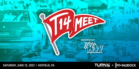 2021 Turn 14 Distribution x Pit + Paddock Meet presented by KW Suspensions tickets