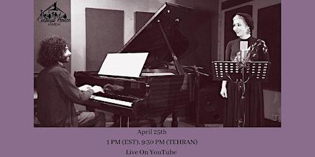 Western Classical Music Concert - by Shaghayegh Bagheri & Kasra Faridi tickets