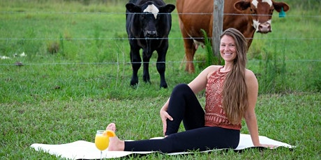 Mother's Day Yoga & Mimosas at The Barn at Starkey Market tickets